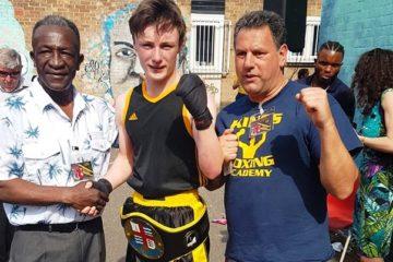 Kings Trump Ace London Boxers!