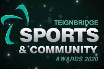 Winner of the Teignbridge Sports and Community Senior Coach of the Year!